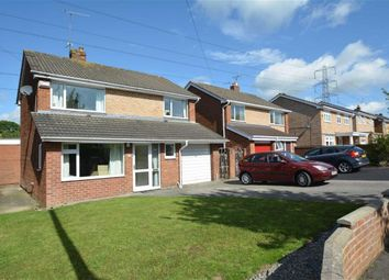 Thumbnail 4 bed detached house for sale in Bron Yr Eglwys, Mynydd Isa, Mold