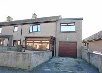 Thumbnail 3 bed end terrace house for sale in Bryson Crescent, Portessie, Buckie