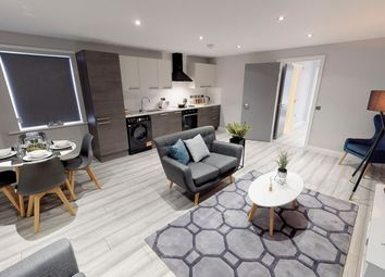 Thumbnail 1 bed flat for sale in Bamford Point, Cuthbert Bank Road, Sheffield