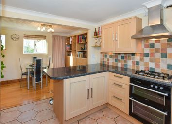 Thumbnail 3 bedroom terraced house for sale in Rectory Fields, Woolstone, Milton Keynes