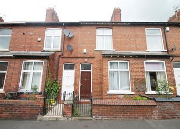 Thumbnail 2 bedroom terraced house for sale in Balmoral Terrace, York