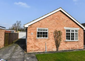 Thumbnail 2 bed detached bungalow to rent in Barons Crescent, Copmanthorpe, York