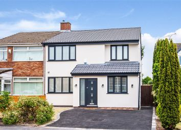 Thumbnail 3 bed semi-detached house for sale in Delph Park Avenue, Aughton, Ormskirk