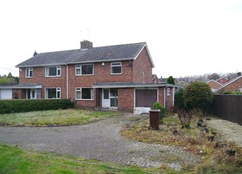 Thumbnail 3 bed semi-detached house for sale in North Road, Chester Le Street