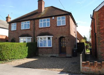 Thumbnail 3 bed semi-detached house to rent in Alpha Road, Chobham, Woking