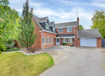 Thumbnail 5 bed detached house for sale in Limestone Rise, Mansfield
