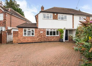 Fleece Road, Long Ditton, Surbiton, Surrey KT6. 3 bed semi-detached house