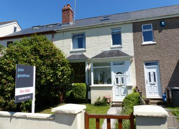 Thumbnail 4 bed terraced house for sale in Stentiford Hill, Kingsbridge