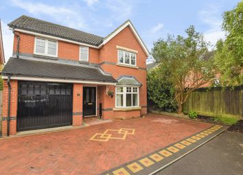 Thumbnail 4 bedroom detached house for sale in Woodall Close, Chessington, Surrey