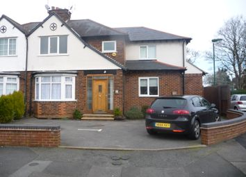 Thumbnail 1 bed flat to rent in Burman Road, Shirley, Solihull