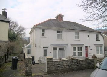 Thumbnail 2 bed cottage for sale in Nant Y Gleisaid, Resolven, Neath