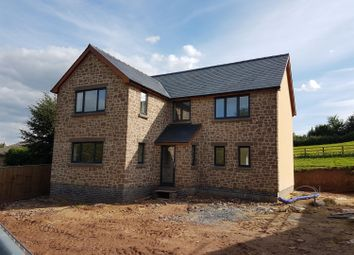 Thumbnail 4 bed detached house for sale in Tresseck Mill Road, Hoarwithy HR26Qj