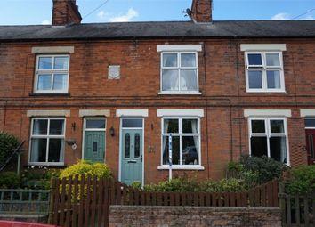 Thumbnail 2 bed terraced house for sale in Station Road, Dunton Bassett, Lutterworth