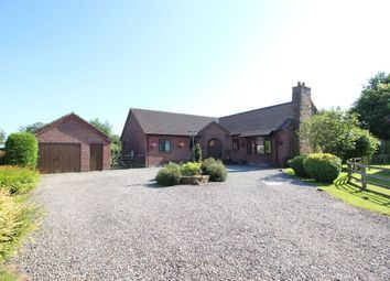 Thumbnail 4 bed bungalow for sale in Mill Lane, Glasson, Wigton