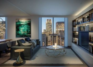 Thumbnail 1 bed flat for sale in Maine Tower, Canary Wharf