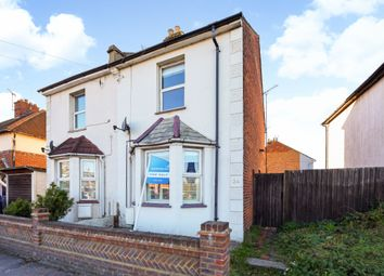 Thumbnail 2 bed semi-detached house for sale in Lower Farnham Road, Aldershot