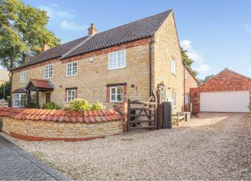 6 bed detached house for sale in Church Walk, Harmston, Lincoln LN5