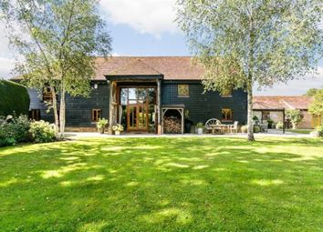 Thumbnail 6 bed barn conversion for sale in Barcombe, Lewes, East Sussex