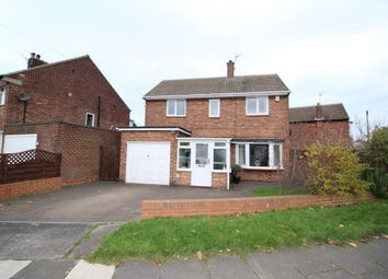 Thumbnail 3 bed detached house for sale in Marina Drive, Whitley Bay