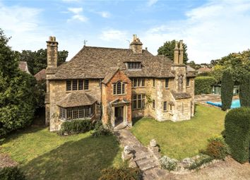 Thumbnail 5 bed detached house for sale in Greenway Park, Chippenham