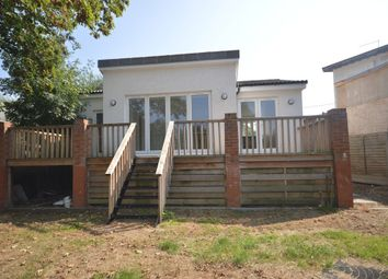 Thumbnail 3 bed detached bungalow for sale in Wheatleys Eyot, Sunbury-On-Thames