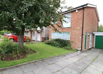 Thumbnail 3 bed link-detached house for sale in Eastfield Drive, Solihull