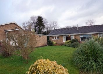 Thumbnail 2 bed semi-detached bungalow for sale in 15, Parc Pendre, Brecon, Powys