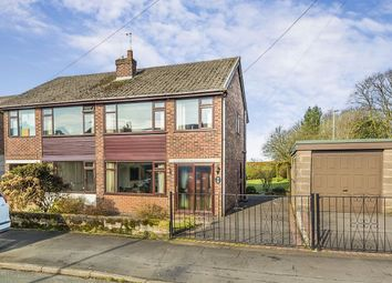 Thumbnail 3 bed semi-detached house for sale in Alan Dale, Werrington, Stoke-On-Trent