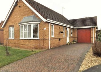 Thumbnail 3 bed detached bungalow for sale in Market Rasen Way, Holbeach, Spalding