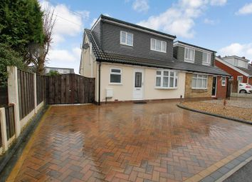 Thumbnail 3 bed semi-detached bungalow for sale in Hayward Avenue, Little Lever, Bolton