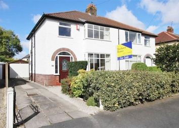 Thumbnail 3 bed semi-detached house to rent in Oakwood Drive, Preston