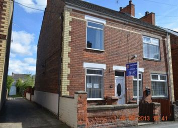 Thumbnail 2 bed terraced house to rent in Victoria Road, Scunthorpe