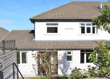 Thumbnail 4 bed semi-detached house to rent in Glen Road, Swansea