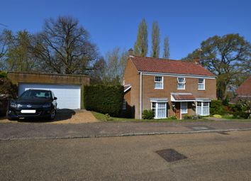 Thumbnail 4 bed detached house for sale in Castle Rising, King's Lynn
