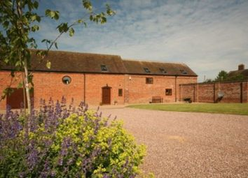 Thumbnail 4 bed barn conversion for sale in Nantwich Road, Woore, Crewe