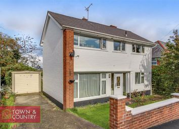 Thumbnail 3 bed detached house for sale in Firbrook Avenue, Connah's Quay, Deeside, Flintshire