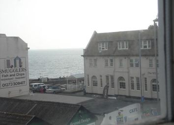 Thumbnail 1 bed flat to rent in Marine Drive, Rottingdean