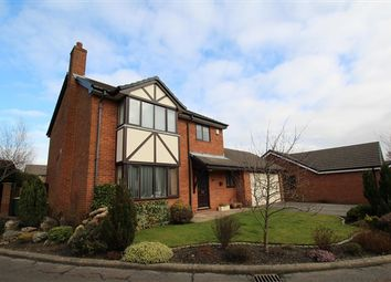 Thumbnail 4 bedroom property for sale in Muirfield Close, Preston