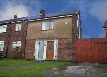 Thumbnail 4 bed semi-detached house for sale in Threlkeld Road, Manchester