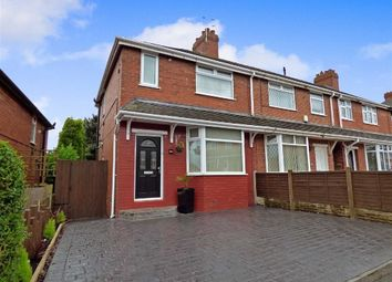 Thumbnail 3 bed town house for sale in Sandy Road, Sandyford, Stoke-On-Trent
