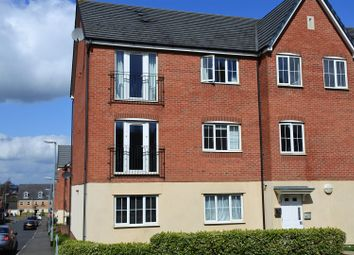 Thumbnail 1 bed flat for sale in Scarsdale Way, Grantham