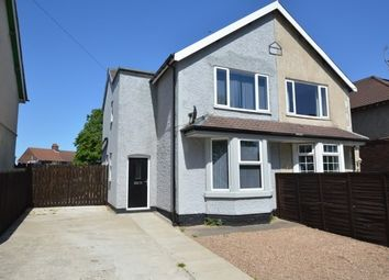 Thumbnail 3 bed semi-detached house to rent in Chesterfield Road, Sutton-In-Ashfield