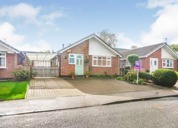 Thumbnail 2 bed detached bungalow for sale in Suthers Road, Kegworth, Derby