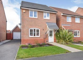 Thumbnail 3 bed detached house for sale in Birch Lane, Glenfield, Leicester, Leicestershire