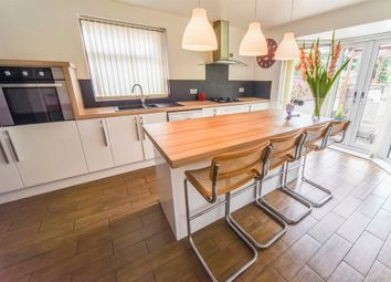 Thumbnail 4 bed detached house for sale in Belvoir Drive, Aylestone, Leicester