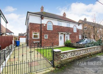 Thumbnail 3 bed semi-detached house to rent in Lincoln Avenue, Stretford