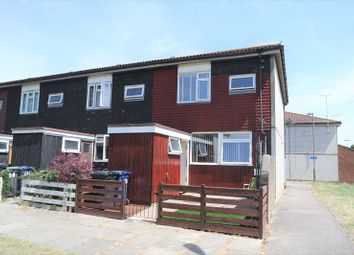 Thumbnail 3 bed end terrace house for sale in Crocus Field, Barnet