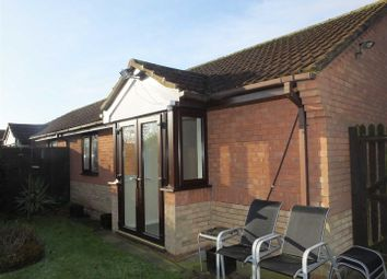 Thumbnail 2 bed semi-detached bungalow for sale in Ladywell Close, Stretton, Burton On Trent