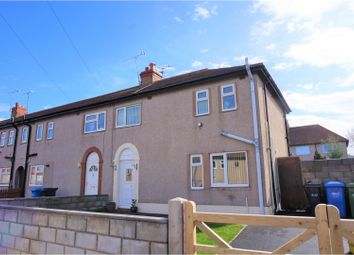 Thumbnail 3 bed end terrace house for sale in Dawson Crescent, Prestatyn