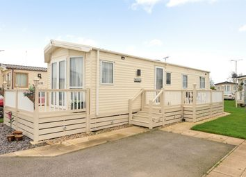 Thumbnail 3 bedroom mobile/park home for sale in Seaview Holiday Park, St. Johns Road, Whitstable